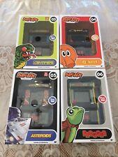 Arcade Classics Mini: Centipede, Qbert, Asteroids, Frogger Set of 4 03 04 05 06