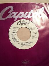The Other Guy by Little River Band P-B-5185 Promo Capital Records 45 rpm
