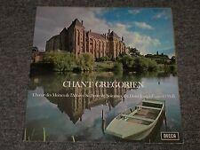 Chœur Des Moines De L'Abbaye St-Pierre De Solesmes~Chant Gregorien~Gregorian