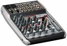 Mischpult Behringer QX1002USB Xenyx Premium 10 Input 2 Bus Mixer Elektronik