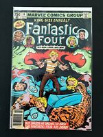 FANTASTIC FOUR ANNUAL #14 MARVEL COMICS 1979 VG/FN NEWSSTAND EDITION