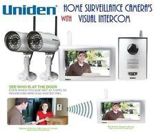UNIDEN UWG900 Home Warehouse Digital Wireless Intercom SURVEILLANCE SYSTEM