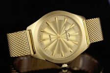 BISSET BSDE49 EPIC GOLD  SWISS MADE Herrenuhr Armbanduhr
