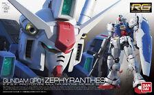 RG 1/144 RX-78GP01 Gundam GP01 Zephyranthes from Gundam 0083 Plastic Model Kit