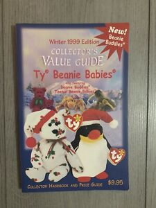 Ty Beanie Babies 1999 Collector's Value Guide - Winter Guide.