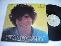 Tim Buckley Goodbye and Hello 1967 Stereo LP VG+
