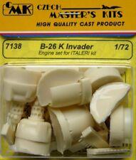 CMK 1/72 b-26k Invader Engine Set for Italeri # 7138