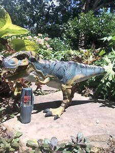 1997 Jurassic Park JP.28 Lost World Electronic Bull T-Rex w/Pod Electronics Work