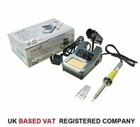 KATSU® 312096 48W Variable Temperature Soldering Station Iron Electronic with