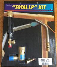 TURBOTORCH 0386-0006 Air/Lp Kit,Lp-3 Series