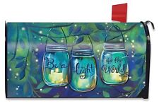 Be A Light Spring Large Mailbox Cover Oversized Briarwood Lane