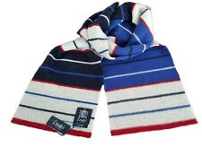 DRAKE'S LONDON  sciarpa uomo 100 % lana MADE IN  SCOTLAND