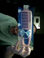 DISNEY TOY STORY 4 SHOWER COMB SET  IDEAL  BRUSH HAIR GROOMING  FREE UK POST