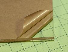 "1 SHEET 8"" x 10"" x 1/2"" INCH CLEAR CELL CAST ACRYLIC PLEXIGLASS LUCITE (12mm)"