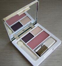 2x Clinique Color Surge Eye Shadow Palette~Come Heather trio~Blush New Clover