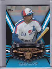 2013 TOPPS #ROY-AD ANDRE DAWSON ROOKIE OF THE YEAR TROPHY MONTREAL EXPOS HOF