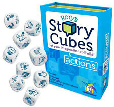 Rory's Story Cubes Actions Family Dice Game From Gamewright GMW 319