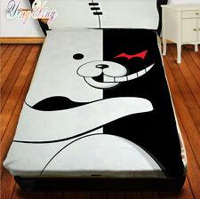 New Japanese Anime Cute DANGANRONPA  Bed Sheet Blanket Cosplay #Ka46