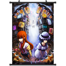 Anime Steins;Gate Poster Wall Scroll cosplay s3083