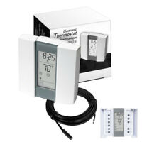 Honeywell AUBE TH232 A/AF/F Thermostat for Electric Underfloor Heating + Sensor