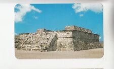 BF27166 ruinas de xochicalco mor mexico estado de morelos  front/back image