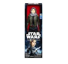 "Star Wars Rogue One 12"" Sergeant Jyn Erso (Jedha) Figure B7377 New in Box!"