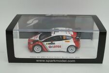 Spark 1/43 Ford Fiesta RS WRC #16 Monte Carlo 2016 Kubica S4969