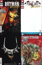 Batman Who Laughs #1 VARIANT 4 Pack  w/1st appearance Variant NM Ships FAST NOW