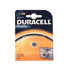 Duracell 1/3N DL1/3N 2L76 3V Lithium Battery CR1/3N CR11108  K58L