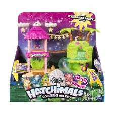 HATCHIMALS COLLEGGTIBLES TROPICAL ISLAND ISLAND PLAYSET