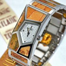 Orologio Bracciale Donna Acciaio Alviero Martini 1° Classe Sconto 50% Lista 184€