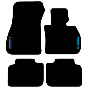 Tailored Carpet Car Floor Mats FOR BMW X1 2015+ Onwards (F48) with logo