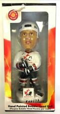New Vintage 2002 Team Canada Kariya bobble head hand painted Bobble Doll
