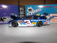 1/24 DALE EARNHARDT JR #3 OREO / RITZ BOW  2002 ACTION NASCAR DIECAST