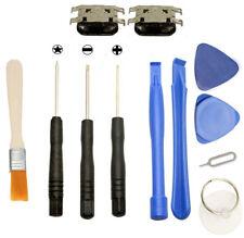 2 x Micro USB Charging Port + Tools for Motorola Droid Turbo 2 XT1585 XT1580