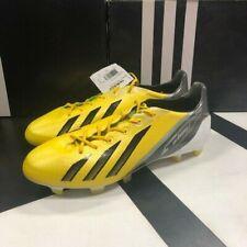 adidas F50 adizero TRX FG RARE ORIGINAL G65307 Yellow Soccer Firm Ground Boots
