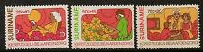 SURINAM SG1020/2 1980 WELFARE OF THE AGED MNH