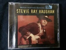 Stevie Ray Vaughan Martin Scorsese Presents the Blues CD - New