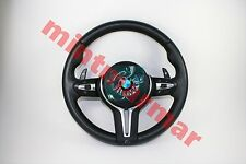 BMW M SPORT STEERING WHEEL X3 F25 PADDLE SHIFTERS MULTIFUNCTIONAL BUTTONS 3011