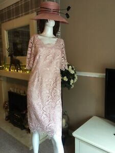 Mother bride Groom Jacques Vert Brand New size 18 and brand new hat all with tag