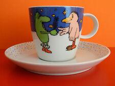 Kaffeetasse 2 tlg Janosch Weihnachtsland   Janosch von Thomas.