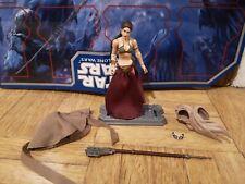 Princess Leia Sandstorm Outfit Star Wars The Vintage Collection VC88 Figure