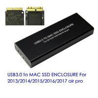 SSD To USB3.0 Enclosure Adapter For 2013 2014 2015 2016 Apple MacBook Pro Air