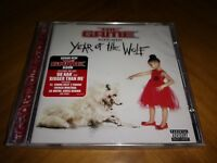 The Game - Blood Moon: Year of the Wolf [CD] Explicit PA New & Sealed