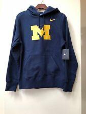 Mens Nike Sweatshirt 00035159XMC1 Blue Navy/Yellow Brand New Size S