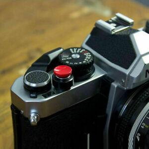 Red Camera Release Shutter Button For FujiX100 X10 C9B6 M3 A2D4 M6 Ca Z8W7