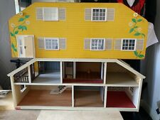 VINTAGE DOLLS HOUSE LUNDBY 16TH STOCKHOLM COUNTRY HOUSE BALCONY SWEDEN