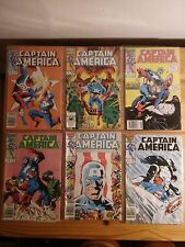 CAPTAIN AMERICA Lot of 32_322-327,339-331,344,352-356,363-364,369-371,379,cont.