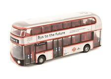 Oxford Diecast NNR003 New Routemaster London United Bus 1:148 N Scale Diecast