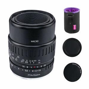 TTArtisan 40mm F2.8 APS-C Manual Macro Lens For Sony E-mount A6300 A6500 A6600